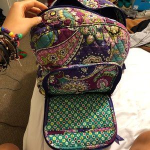 Vera Bradley XLarge Campus backpack
